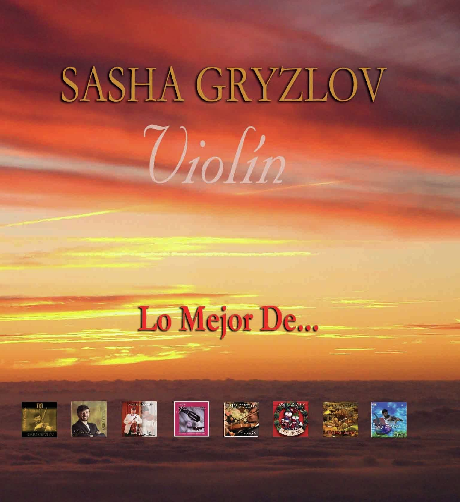 sasha gryzlov discografia
